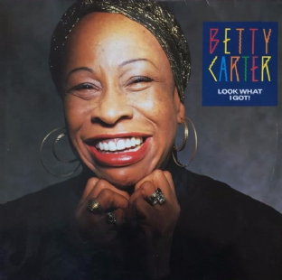 Betty Carter ‎- Look What I Got (LP) (NM/VG-)
